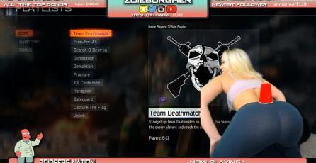 Streamer es baneada en Twitch por aparecer en Bikini