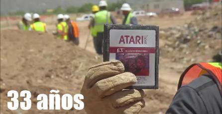 Se cumplen 33 años del entierro de cartuchos de <em>ET</em> para Atari