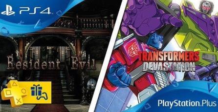 Los juegos gratis de PS Plus de Octubre