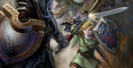 Checa estas asombrosas figuras de Zelda y Link