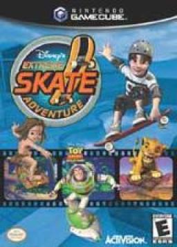 Disneys Extreme Skate Adventure