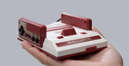 Nintendo anuncia el Mini Famicom