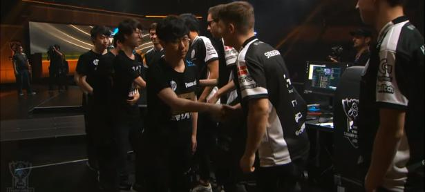 #Worlds2016: Team SoloMid cae ante Royal Never Give Up