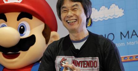 Shigeru Miyamoto revela la edad de Mario