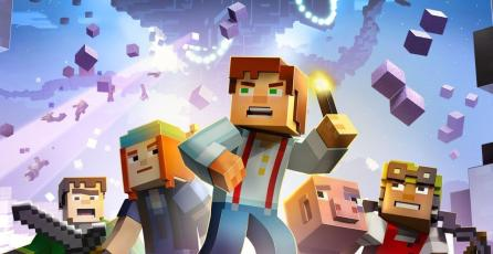Anuncian nueva edición de <em>Minecraft: Story Mode</em>