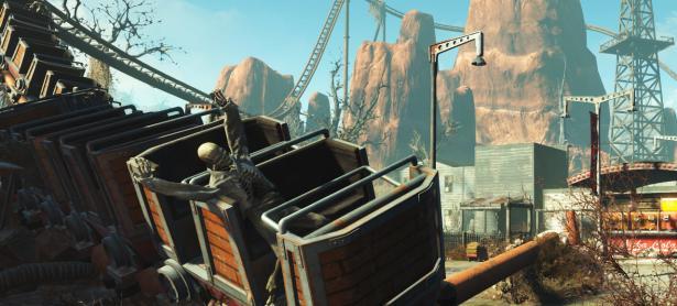 Arreglan problemas relacionados con el DLC de <em>Fallout 4</em>