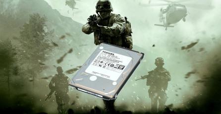 Comparativa gráfica entre <em>Modern Warfare</em> y su versión remasterizada