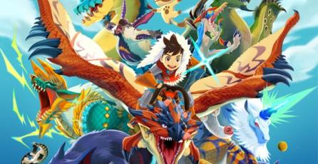 Ve a Otomon en nuevo video de <em>Monster Hunter Stories </em>