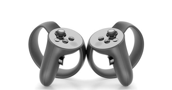 Revelan precio y fecha de lanzamiento de Oculus Touch - LevelUp