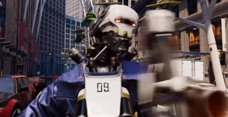 <em>Robo Recall</em> es el nuevo juego de Epic para Oculus Rift
