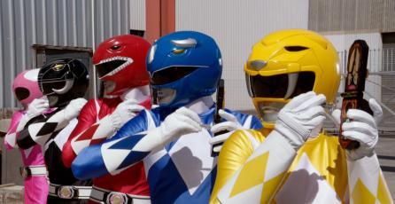 Nuevo juego de <em>Power Rangers</em> está en camino