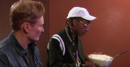 Comediante de TV juega <em>Gears of War 4</em> con Wiz Khalifa