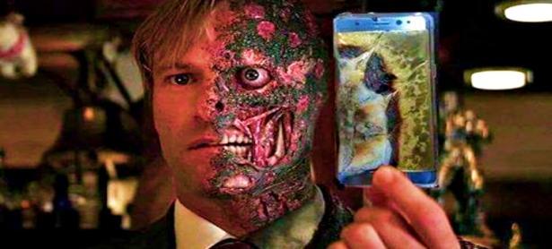Samsung dice que usuarios apaguen sus Galaxy Note 7 por baterías explosivas