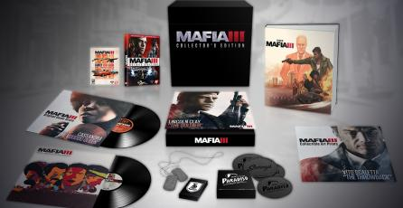 <em>Mafia III</em> Collector's Edition
