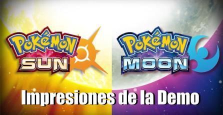Primeras Impresiones de la demo de <em>Pokémon Sun & Moon</em> son alentadoras