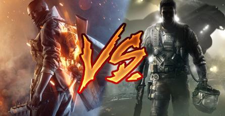 <em>Battlefield 1</em> y <em>Call of Duty: Infinite Warfare</em> son los juegos más esperados de navidad