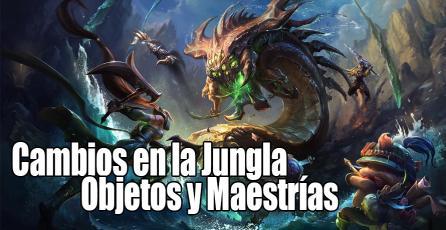 League of Legends: La pre-temporada 7 traerá cambios a la jungla,  maestrías y objetos de protección