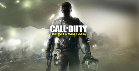 Beta de <em>Call of Duty: Infinite Warfare</em> llega hoy a PS4