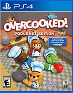 Overcooked!: Gourmet Edition