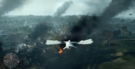 Controla a una paloma mensajera en <em>Battlefield 1</em>