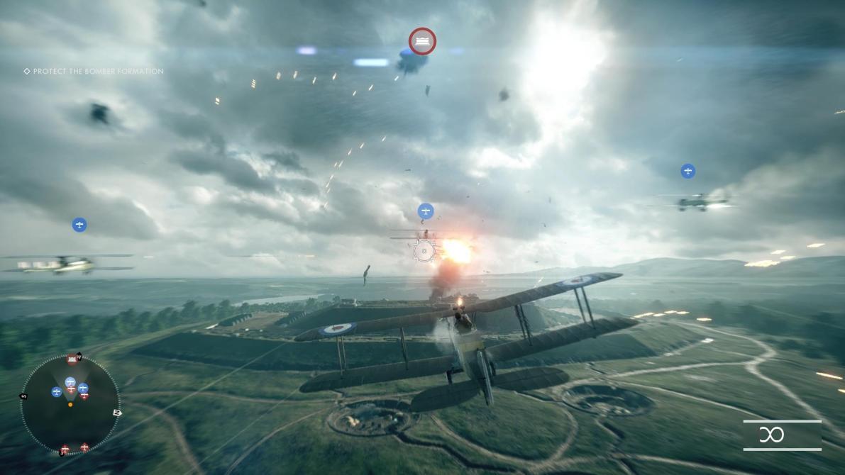 La campaña de Battlefield 1