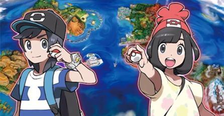 Ya puedes descargar la demo de <em>Pokémon Sun & Moon </em>en la eShop