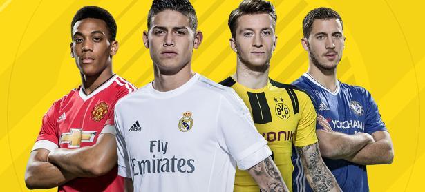 Revelan notas de la primera actualización de <em>FIFA 17</em>