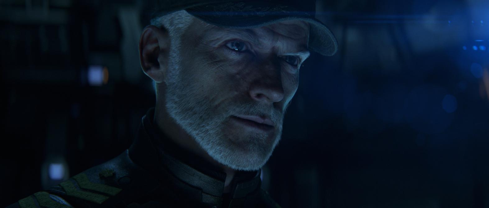 Galería de las cinemáticas de <em>Halo Wars 2</em>