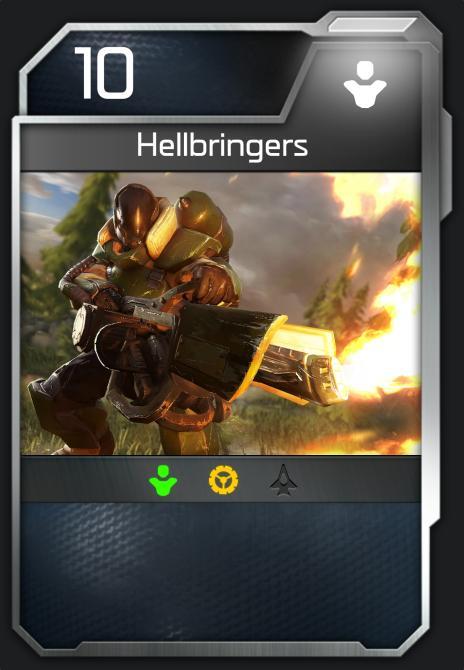 <em>Halo Wars 2</em>: Cartas del modo Blitz
