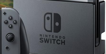 Nintendo Switch tendrá el apoyo de compañías third-party