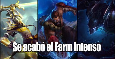 League of Legends: Riot Games busca eliminar el Farm Intenso en los Junglas