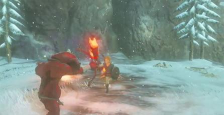 Nintendo libera tres nuevos videos de <em>Zelda: Breath of the Wild</em>