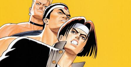 The King of Fighters '94 llega a PlayStation 4