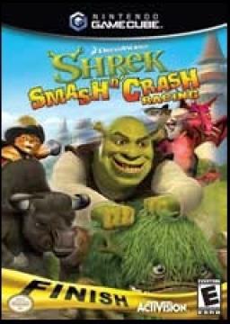 Shrek Smash n Crash Racing