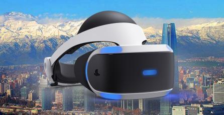 Confirmada PlayStation VR en Chile para las próximas semanas