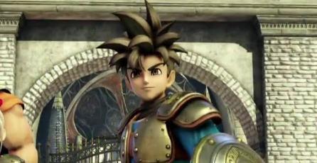 Square Enix planea lanzar más títulos de <em>Dragon Quest</em> en Occidente