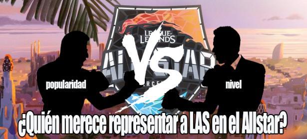 League of Legends: Popularidad v/s Nivel, ¿Quién merece ir al IWC All-star?