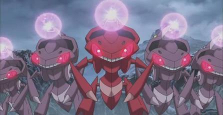 Hoy comienza la entrega del penúltimo Pokémon Místico Genesect