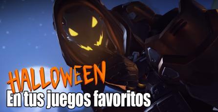 Eventos de Halloween en los principales videojuegos
