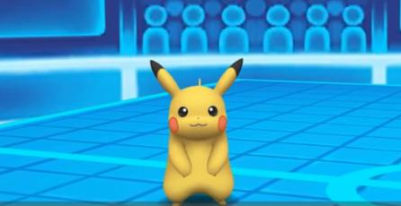 Mira esta copia de <em>Pokémon</em> para dispositivos móviles