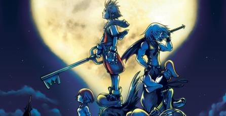 Square Enix anuncia <em>Kingdom Hearts 1.5 + 2.5 ReMIX</em> para PlayStation 4