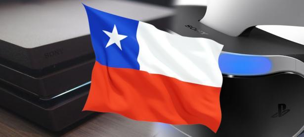 Precios de PS4 Pro y PlayStation VR en Chile