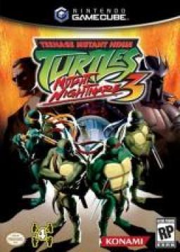 Teenage Mutant Ninja Turtles 3: Mutant Nightmare