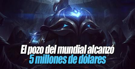 #Worlds2016: El premio de League of Legends llegó a 5 millones de dólares