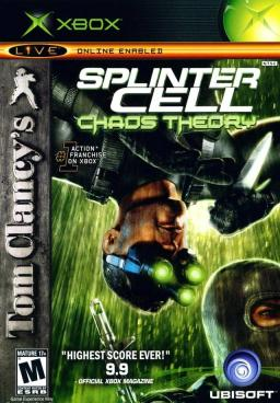 Tom Clancys Splinter Cell: Chaos Theory