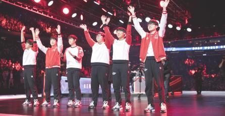 #Worlds2016: SK Telecom T1 vence a Samsung Galaxy y se corona como campeón