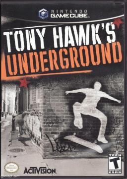 Tony Hawks Underground