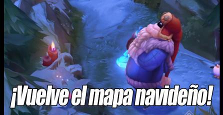 League of Legends: ¡Vuelve el mapa Navideño!