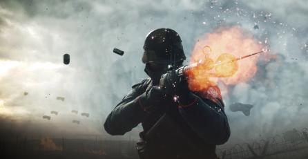 Armas más emblemáticas de <em>Battlefield 1</em>