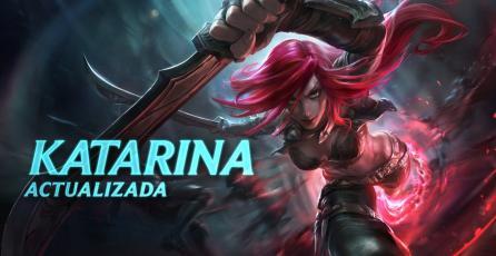 League of Legends: Mira la nueva presentación de campeones de Katarina